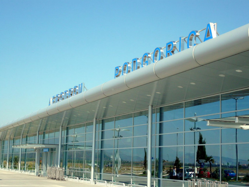 Tehnomarket 187 Aerodrom Podgorica Crna Gora